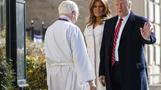 트럼프, 최선희의 `실험 재개` 발언에도 침묵…참모진 대신 마이크 잡아