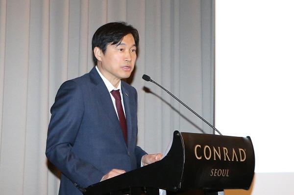 한국예탁결제원은 16일 서울 여의도 콘래드호텔에서 외화증권 대여서비스 워크숍을 개최했다.[사진제공 = 예탁원]