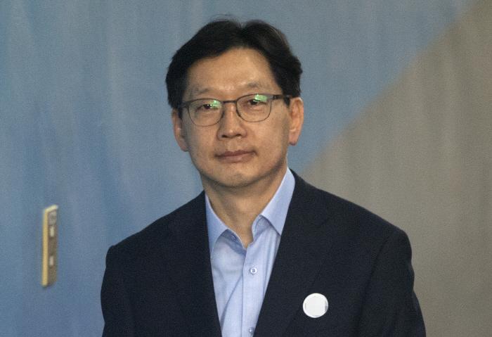 김경수 경남지사, 법정으로 [사진 출처 = 연합뉴스]