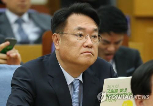 정진석 자유한국당 의원. [사진출처 = 연합뉴스]
