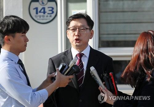 법정구속 77일 만에 석방된 김경수. [사진출처 = 연합뉴스]