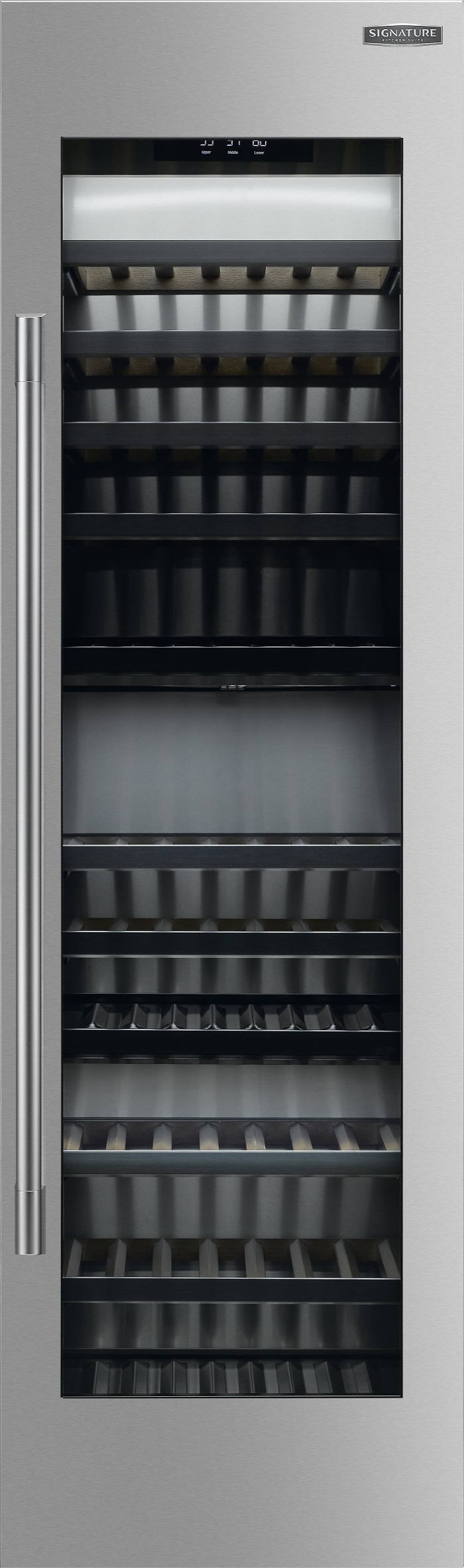 시그니처 키친 스위트  24인치 컬럼형 와인셀러. [사진제공 = LG전자]