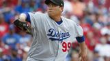 류현진, 시즌 6승…MLB 1.52 평균자책점 전체 1위 등극