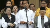 인도네시아 현 조코위 대통령, 55% 득표로 연임 성공