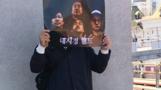 '불타는 청춘' 내시경밴드, 러시아에서 '감동의 아리랑' 버스킹