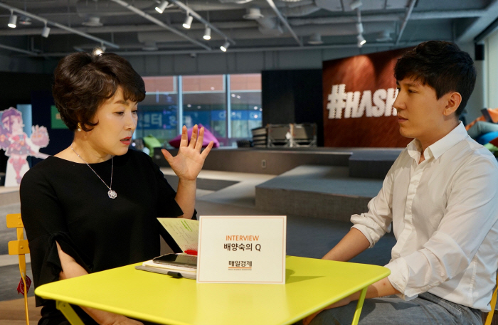 김서준 해시드 대표