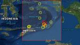 인도네시아 동부서 규모 7.3 지진…쓰나미 경보 없어