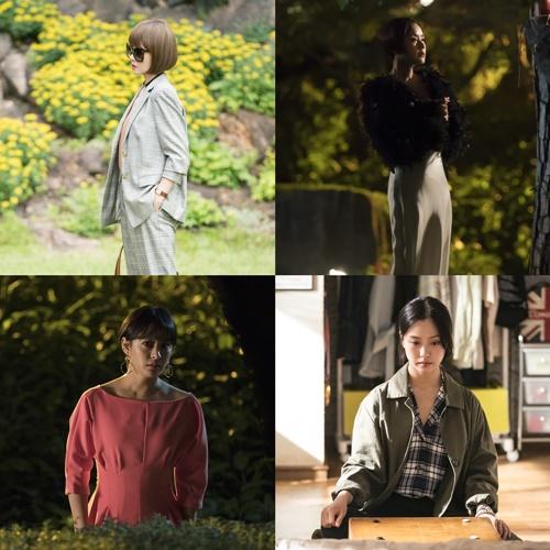'시크릿 부티크' 김선아, 장미희, 박희본, 고민시 사진=SBS '시크릿 부티크'