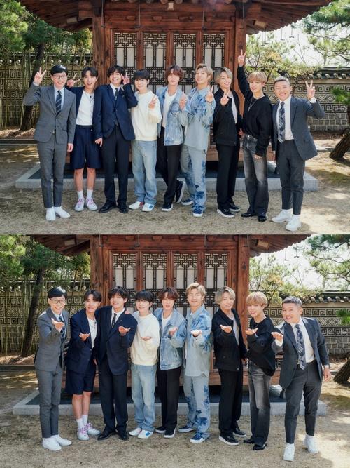 """방탄 소년단, 'You Quiz'출연""""만장일치로 가고 싶었던 프로그램"""""""