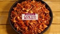 222회 <힘(力) 불끈! 봄 활력 밥상> '달..