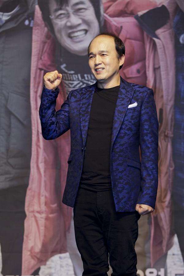 김광규 수줍은 ..