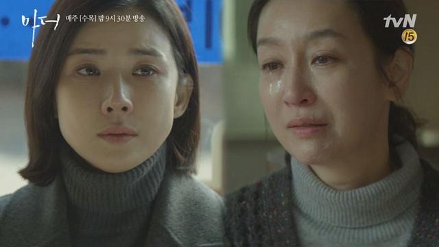 「이보영을 향한 남기애의 가슴 저린 고백, ′엄만 널 버린 게 아니야′」的圖片搜尋結果