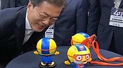 [단독] 文대통령 만난 '뽀로롯' 줄줄이 환불…왜?
