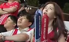 """4년 만에 """"대~한민국"""" …뜨거웠던 응원 열기"""
