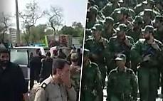 이란軍 퍼레이드中 총기  난사로 최소 100명 사상