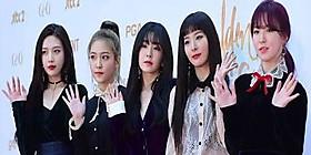 레드벨벳 월드투어 개최