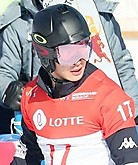 이상호, 동메달 획득