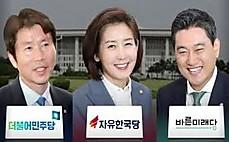 3당 원내대표 내일 '호프 회동'…국회 정상화 논의
