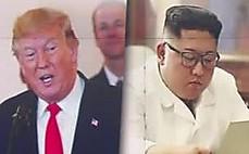 """트럼프 """"김정은 친서  매우 우호적""""…연설 주목"""