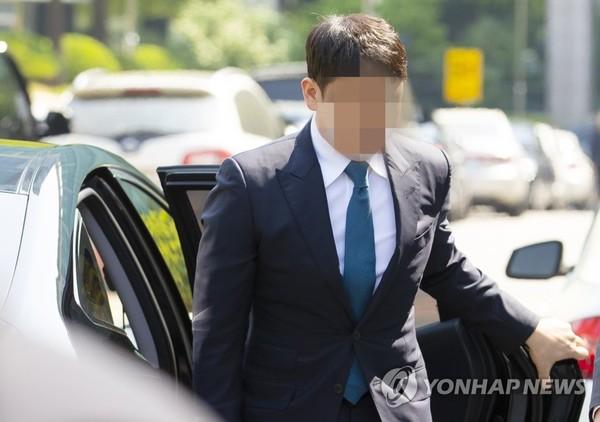유인석 전 유리홀딩스 대표 / 사진=연합뉴스