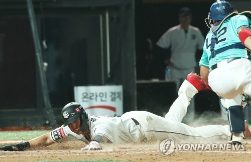 황재균 '세이프' / 사진=연합뉴스