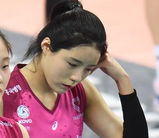 학교폭력 논란이 불거진 배구선수 이다영 / 사진=MK스포츠