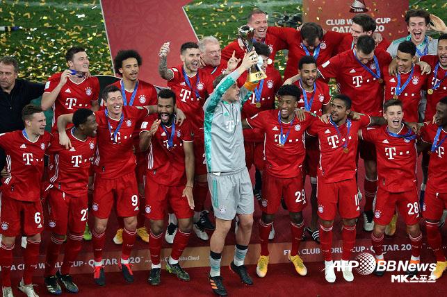Favar 우승 골 뮌헨은 Tigris를 월드컵 최고 클럽으로 이겼습니다… 6 개의 최고의 업적 달성