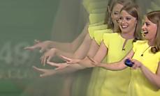 [영상]생방 '분신술' 사고에 유쾌한 대처 화제