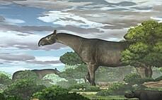 무게만 21톤…'역사상 가장 큰 포유류' 화석 발견