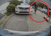 [영상] 여의도 아파트서 청소기 낙하…고의vs실수