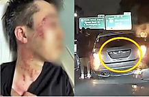 """[영상] """"중국X, 죽이겠다""""…美서 무차별 폭행"""