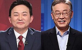 원희룡도 이재명에 양자대결 앞섰다 元 39.9%-李 38.8%